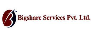 Bigshare services pvt ltd